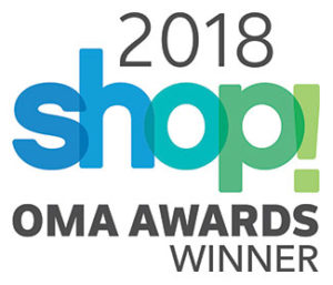 oma shop retail display awards